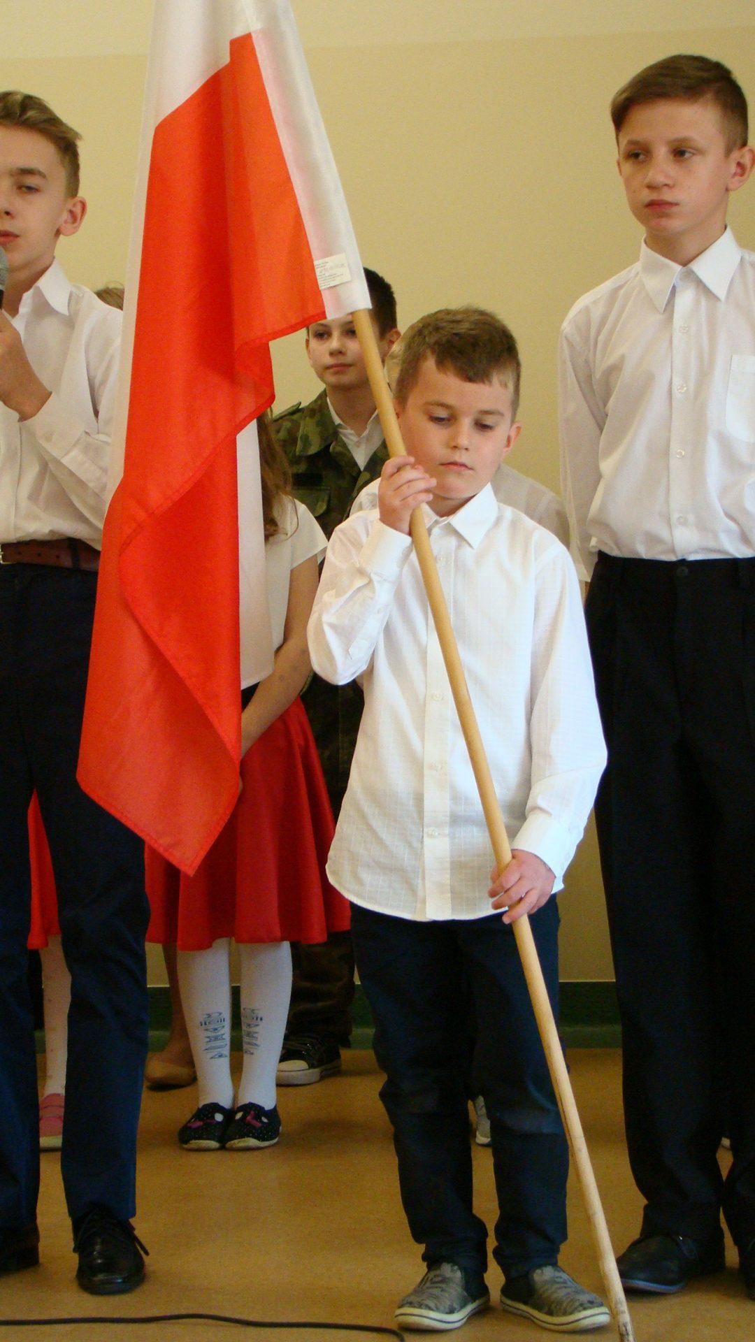 Galeria z uroczystości 100 rocznicy odzyskania przez Polskę niepodległości