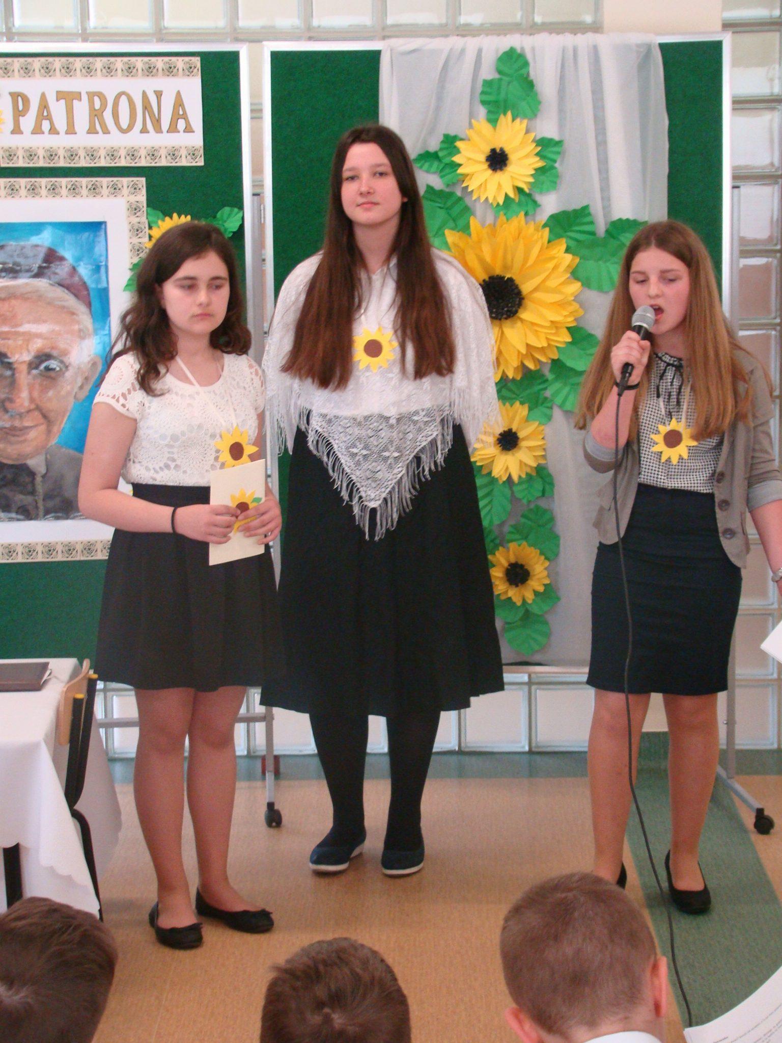 Dzień Patronki Naszej Szkoły św. Urszuli Ledóchowskiej
