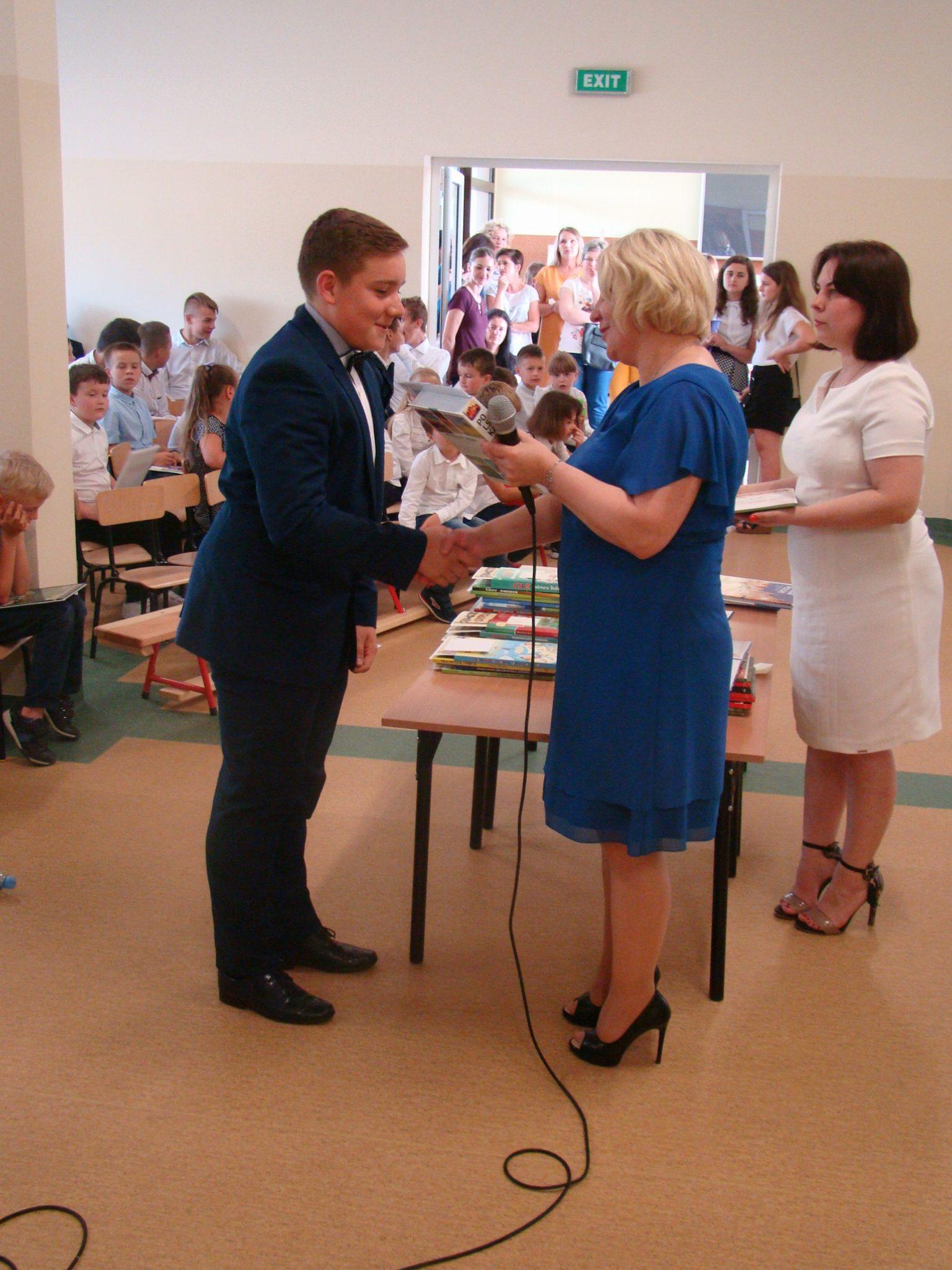 Fotorelacja z akademii z okazji Zakończenia Roku Szkolnego